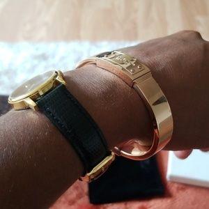 Michael Kors Jewelry - MICHEAL KORS ROSE GOLD BRACELET